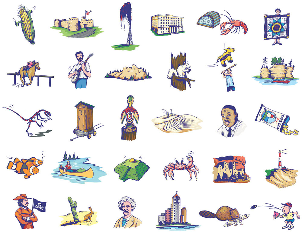 Map Icons By Map Hero Inc